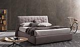 Итальянская мягкая современная кровать ATRIUM фабрика LeComfort, фото 3