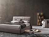 Итальянская мягкая современная кровать ATRIUM фабрика LeComfort, фото 7