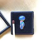 Благородный опал эфиопский, галтовка, натуральный поделочный камень, фото 7