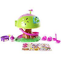 Игровой набор Popples Дом на дереве (6028343)