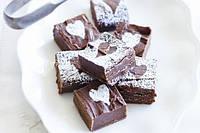 Шоколадно-мятный фадж