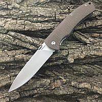 Нож HARNDS CK6015 Viper, Brown