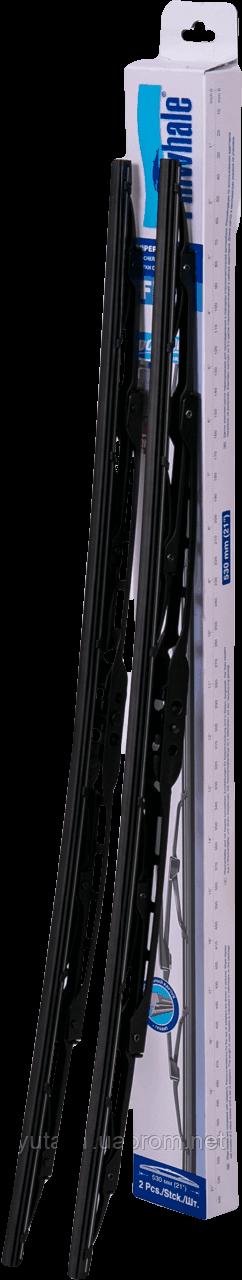 Щётка стеклоочистителя каркасная 530 мм