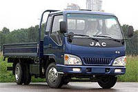 Лобовое стекло JAC HFC 1045
