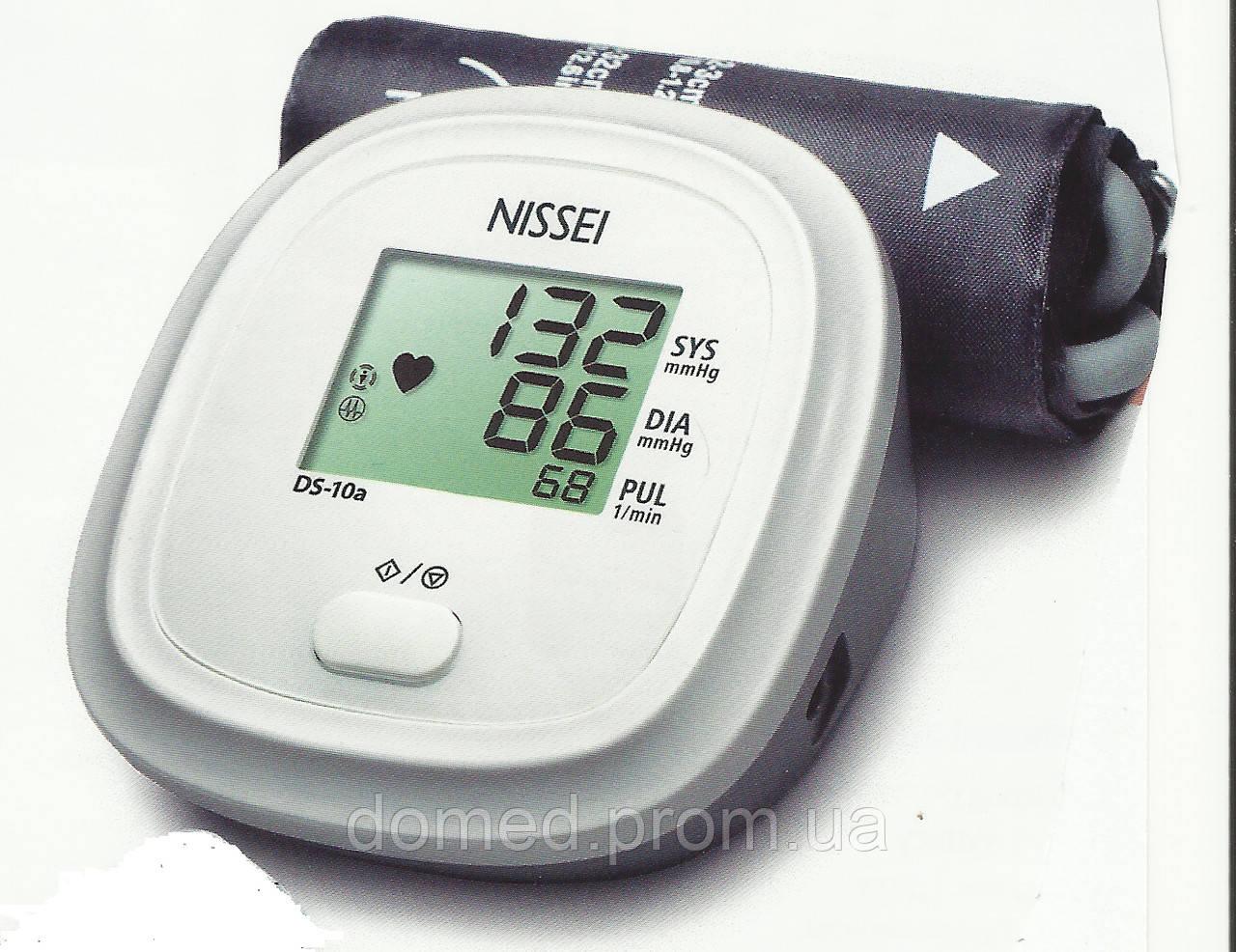 Автоматический тонометр NISSEI DS-10