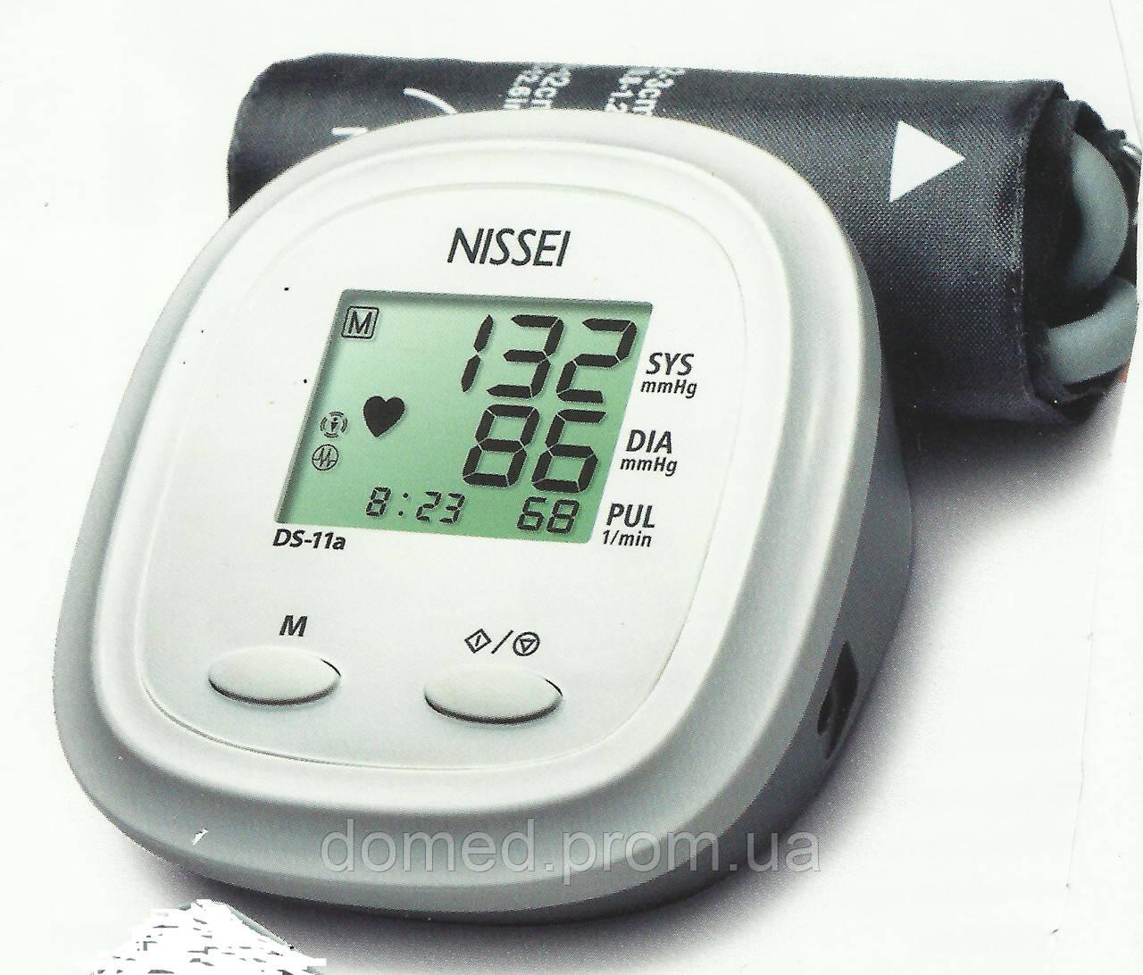 Автоматический тонометр NISSEI DS-11