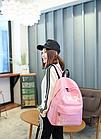 Рюкзак городской ХХХ Розовый, фото 2
