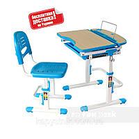 Детская парта со стульчиком ТМ FunDesk Sorriso Blue