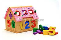 Игровой домик-сортер 0399