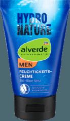 Увлажняющий  мужской крем для лица alverde MEN, 50 мл