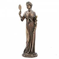 Статуэтка Veronese Кардинальные добродетели Благоразумие 28 см 76463