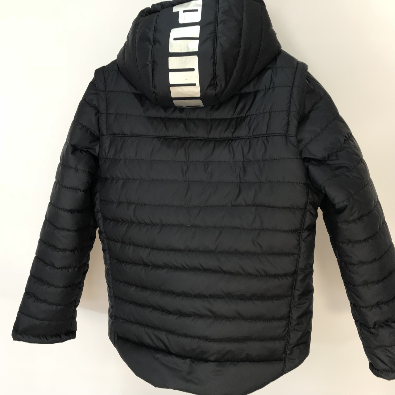 a54308485306 Куртка-жилетка подросток Puma   темно-синяя  продажа, цена в ...