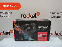 Видеокарта ASUS RX 570 4G ROG STRIX 4GB (ROG-STRIX-RX570-4G-GAMING)