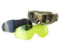 Баллистическая маска Trevix, фото 1