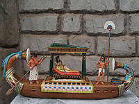 Фигурка декоративная Царица Египта 35 см