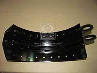Колодка тормозная барабанная 420х180 SAF (RIDER)