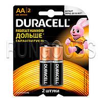 """Щелочная батарейка """"DURACELL"""" Basic АА 1шт."""