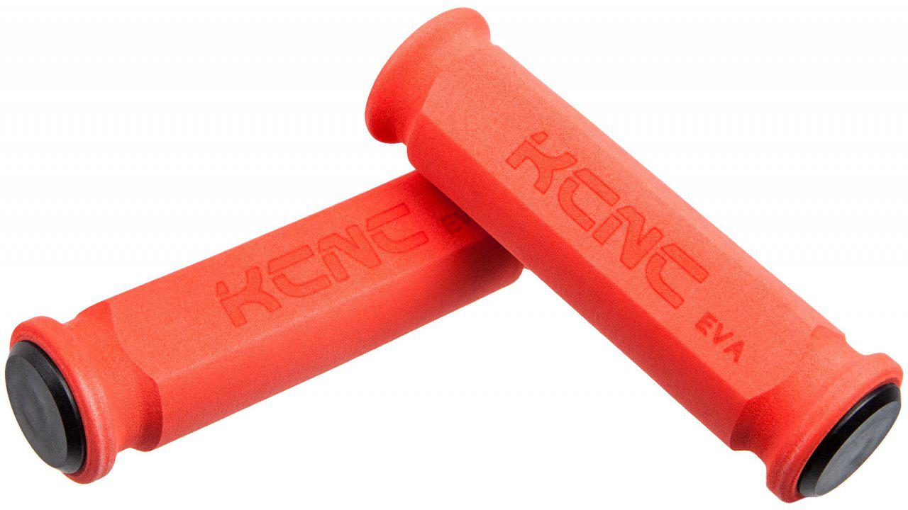 Грипсы KCNC EVA, красные