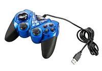 Джойстик проводной USB DJ-908 (PC) с вибрацией