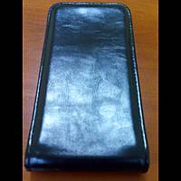 Чехол-флип для телефона HTC Desire 500 черный