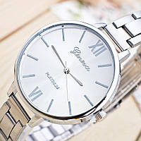 Роскошные женские часы GENEVA Женева сталь