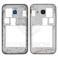 Средняя часть Samsung Galaxy Core Prime G360 Dual Sim Silver (High Copy)