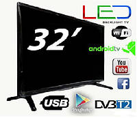 "Новый SMART TV Led телевизор Backlight TV L32"" ANDROID,HD Ready, Телевизор LED, Плазма диагональ 32"