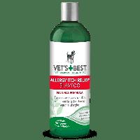 VET'S BEST Allergy Itch Relief Shampoo, 470 мл - шампунь для собак при аллергии, для чувствительной кожи