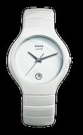 Стильные керамические часы Rado Jubile White Радо ЭЛИТ унисекс