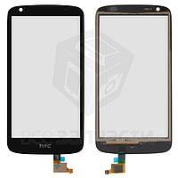 Сенсор HTC Deire 326G Black (High Copy)