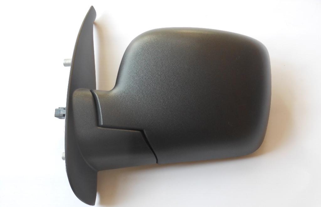 Зеркало заднего вида Кенго / Renault Kangoo 2008- (электро Левое) Польша 030045 Transporterparts +подогрев
