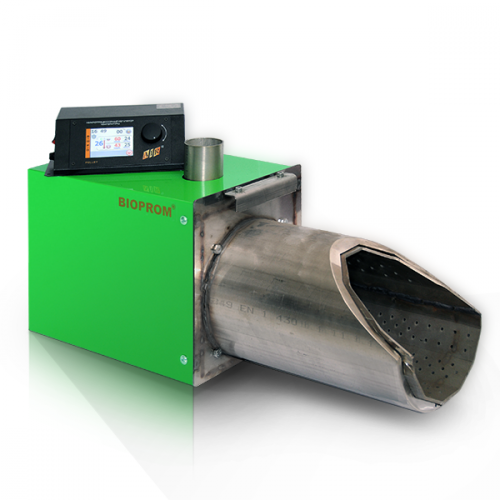 Факельная пеллетная горелка Air 150 кВт (Биопром)