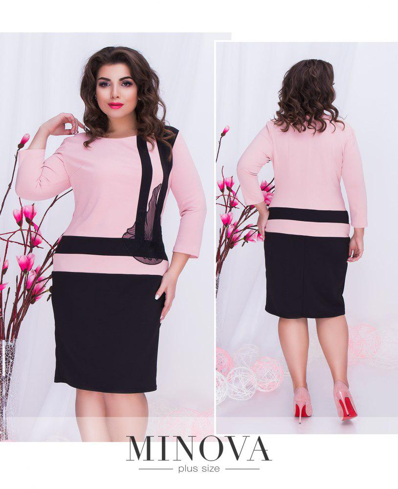 Платье для стильных леди 50,52,54,56 много цветов