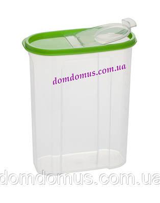 Контейнер для хранения сыпучих продуктов 2.4 л Senyayla , Турция
