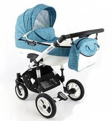 Детская коляска универсальная 2в1 Adbor Ottis Limited 22 (Адбор Оттис, Польша)
