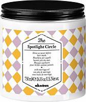 Маска для экстраблеска волос Davines The Spotlight Circle 750 мл