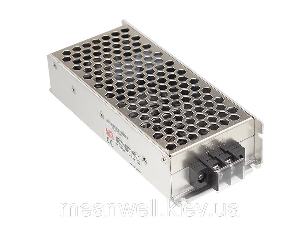 RSD-100C-5 Блок питания Mean Well DC DC преобразователь вход 33.6 ~ 62.4VDC, выход 5в, 20A