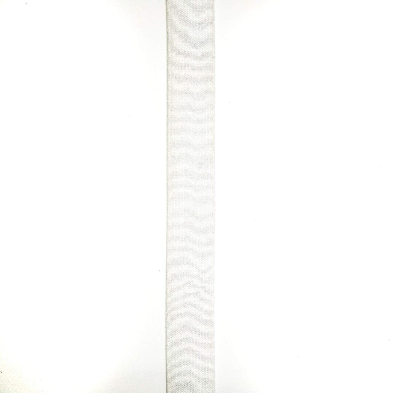 Стрічка еластична ущільнена 20 мм (20м/рулон)