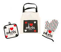 """Текстильний набір для кухні """"Paris"""", фото 1"""