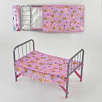 Кроватка для кукол FL 983, в кульке