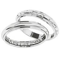 Серебряные Обручальные Кольца в Мукачево. Сравнить цены 1a7ea66837078