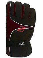 Перчатки непромокаемые черные, фото 1