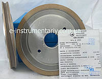 Алмазный круг (14F6V)R3 150х18х12хR3х32 для обработки кромки стекла АС32 связка М-300