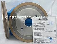 Алмазный круг для обработки стекла (14F6V)R3 150х18х12хR3х32  АС32 связка М-300