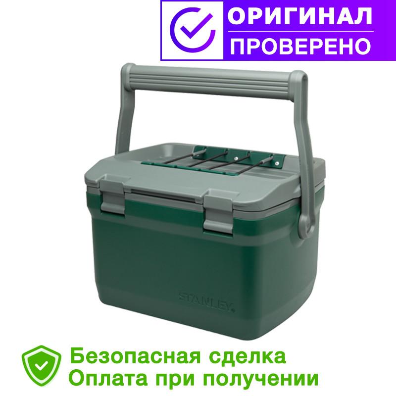 Термоящик зелёный 6,6L ADVENTURE Stanley (Стенли) (10-01622-003)