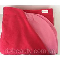 Одеяло-плед флисовый двухсторонний  1,45х2 м