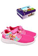 Кроссовки для девочек оптом, Disney, 24-31 рр.,  № 860-626