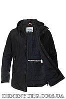 Куртка мужская демисезонная MALIDINU MC-18207 чёрная, фото 1