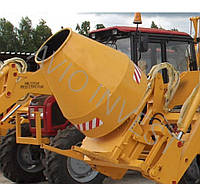 БЕТОНОСМЕСИТЕЛЬ НАВЕСНОЙ БЛ-260 навесное оборудование МТЗ