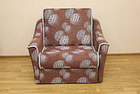 Кресло-Кровать Натали 0,6 Гольф браун (Катунь ТМ)